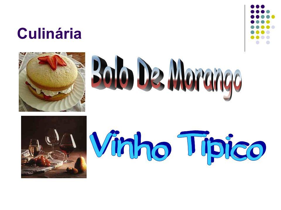 Culinária Bolo De Morango Vinho Tipico