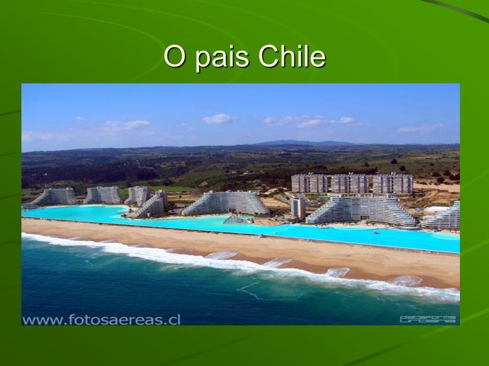 O pais Chile