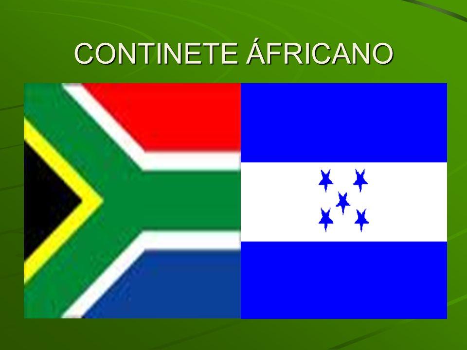 CONTINETE ÁFRICANO