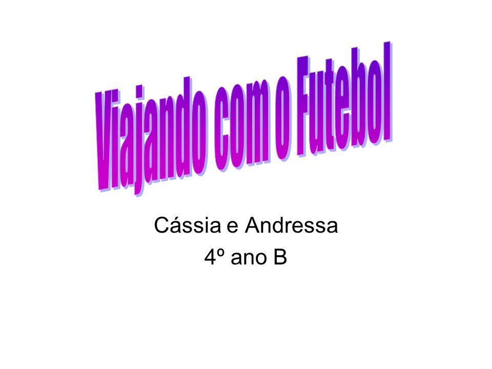 Cássia e Andressa 4º ano B