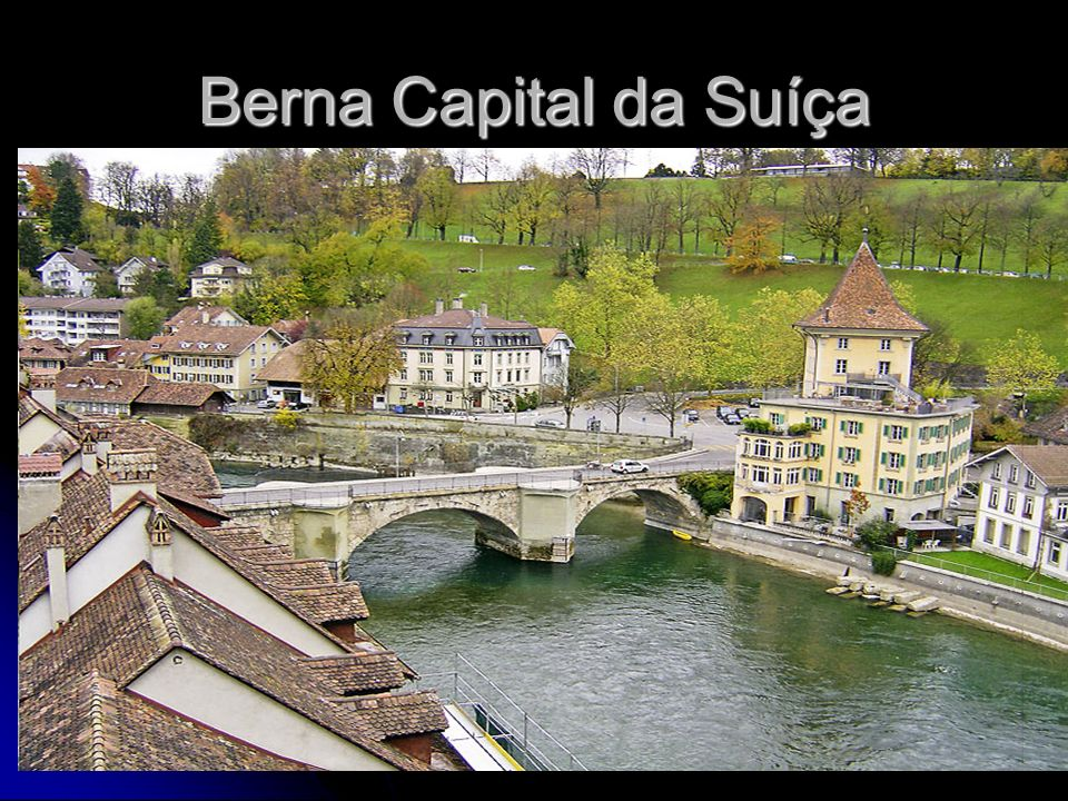 Berna Capital da Suíça