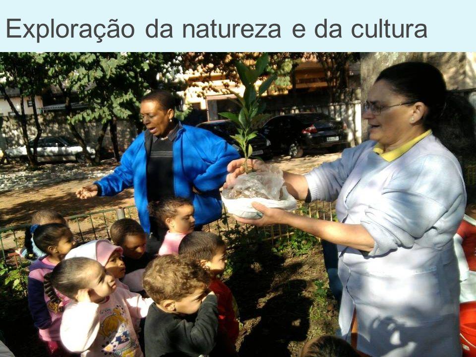 Exploração da natureza e da cultura