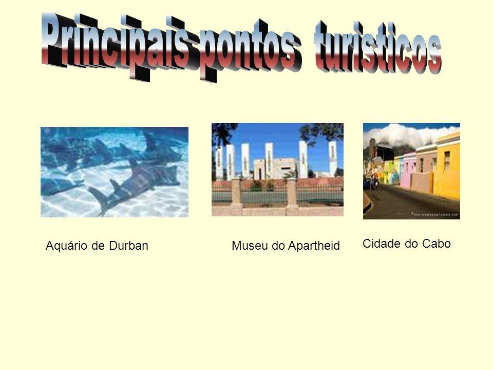 Principais pontos turisticos