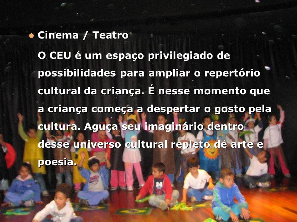 Cinema / Teatro