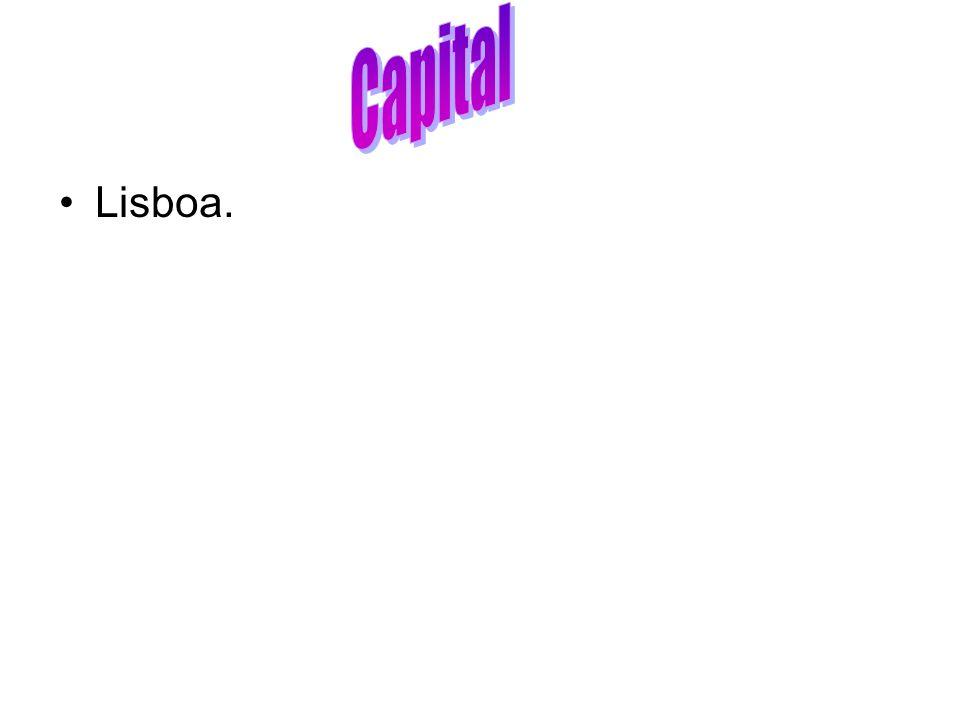 Capital Lisboa.