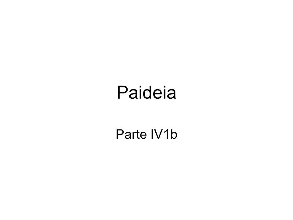 Paideia Parte IV1b