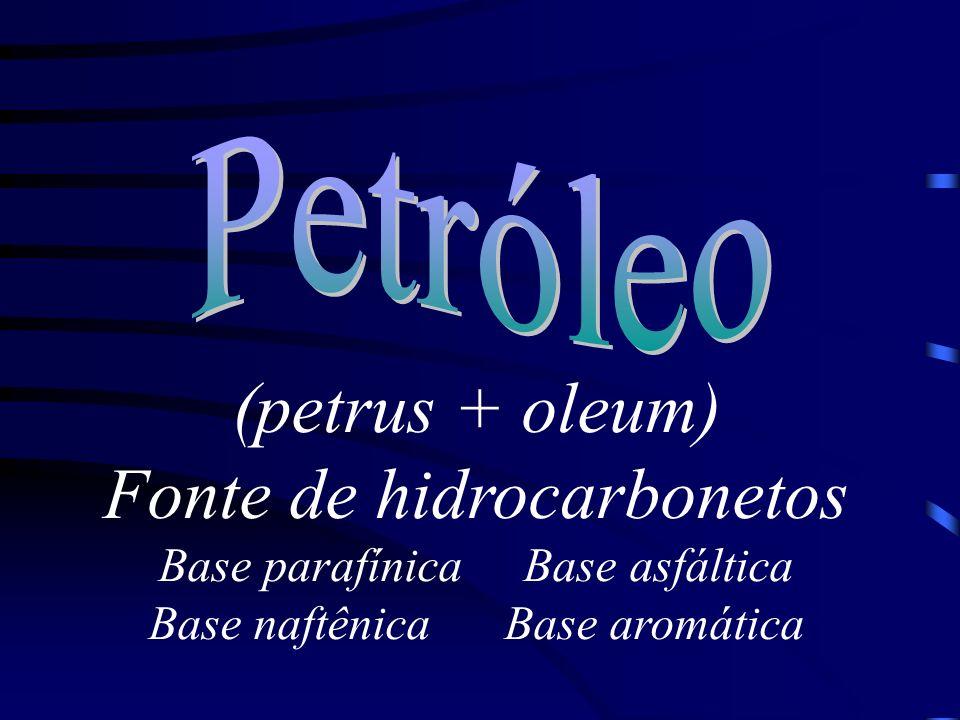 Fonte de hidrocarbonetos