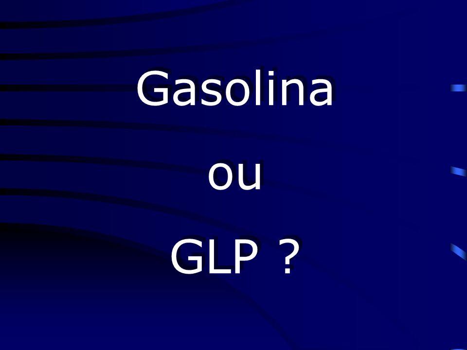Gasolina ou GLP