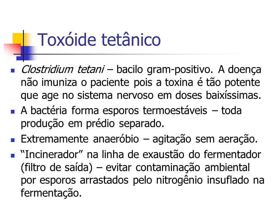 Toxóide tetânico