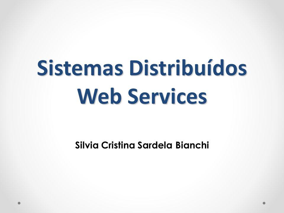 Sistemas Distribuídos Web Services