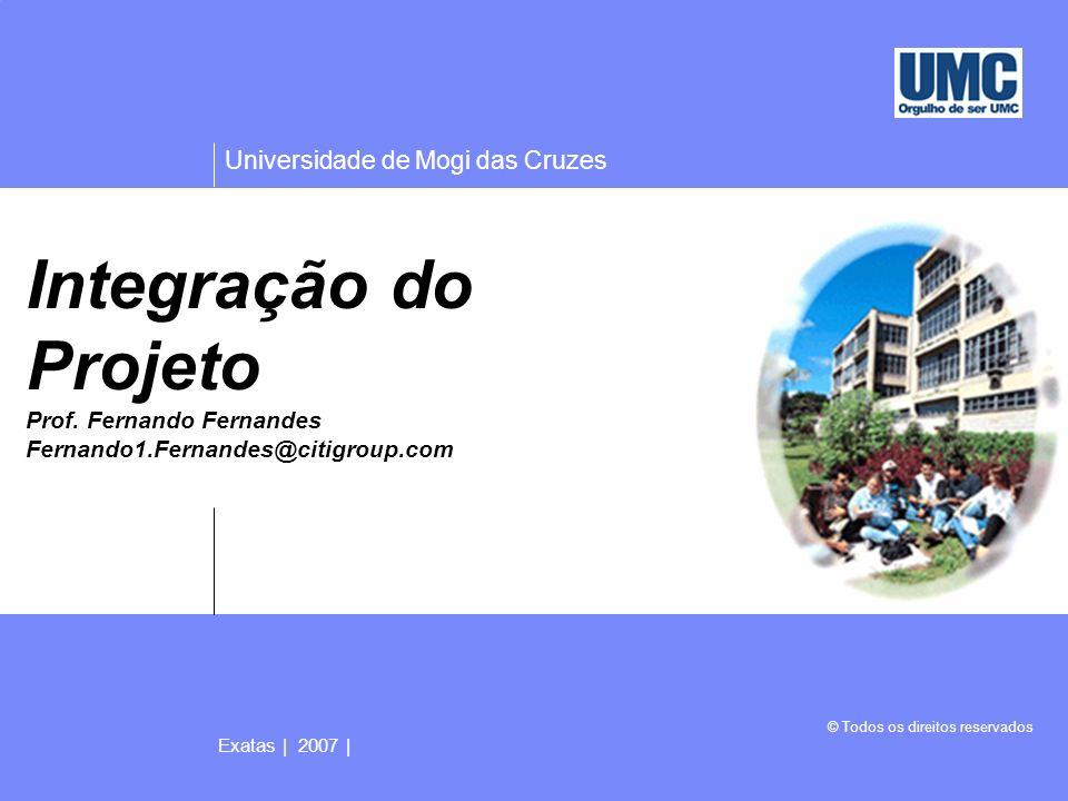 Integração do Projeto Prof. Fernando Fernandes Fernando1