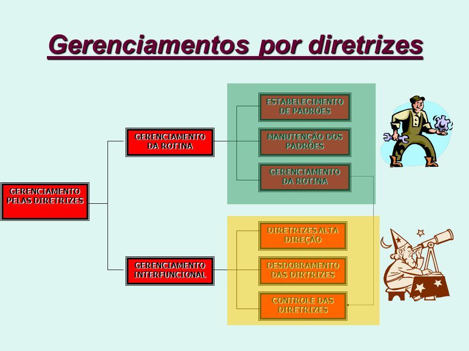 Gerenciamentos por diretrizes