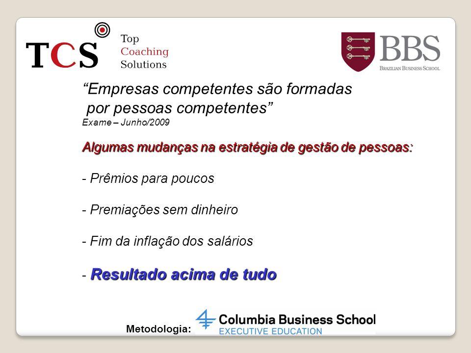 Empresas competentes são formadas por pessoas competentes