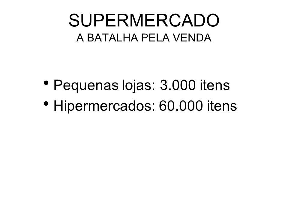 SUPERMERCADO A BATALHA PELA VENDA