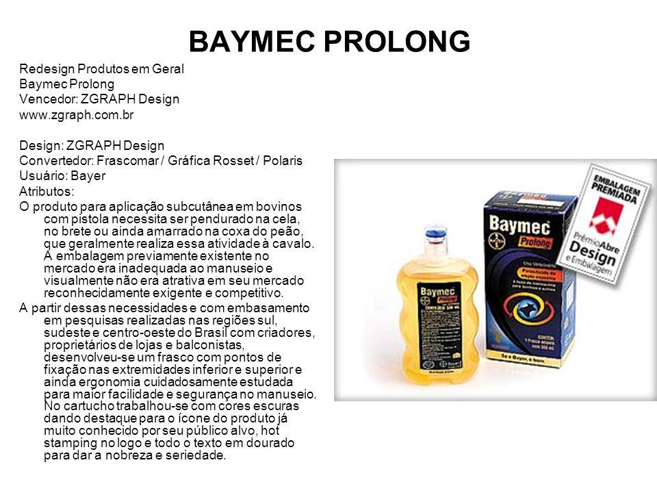 BAYMEC PROLONG Redesign Produtos em Geral Baymec Prolong