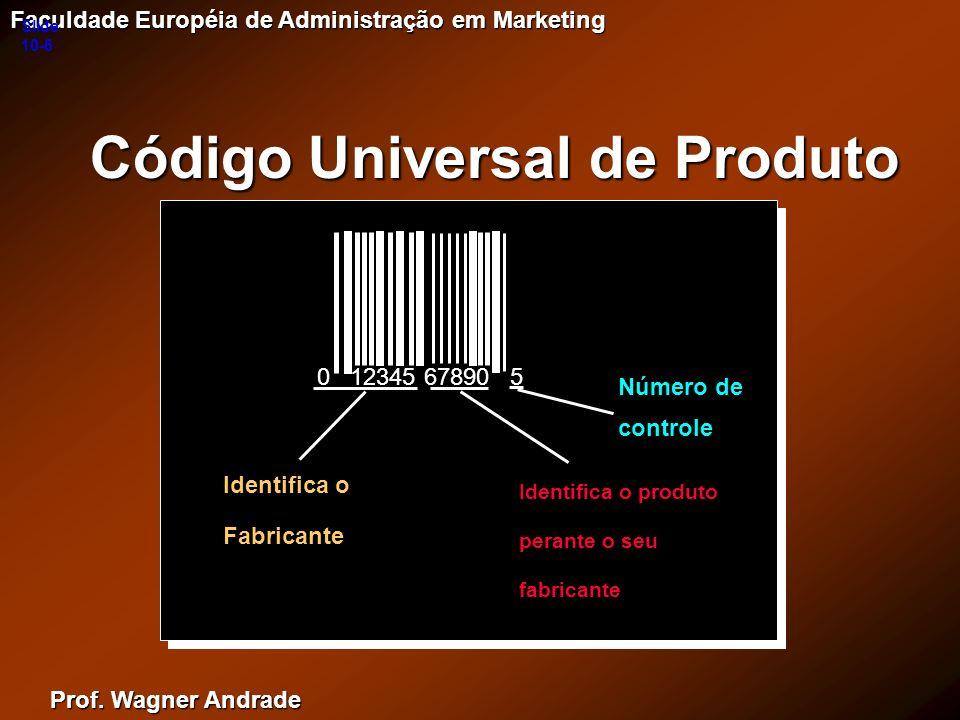 Código Universal de Produto
