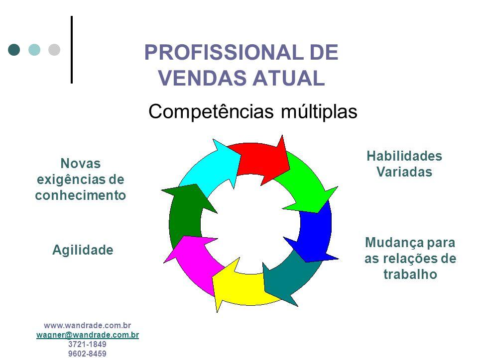 PROFISSIONAL DE VENDAS ATUAL