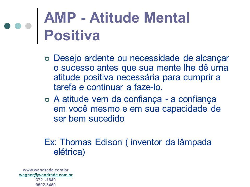 AMP - Atitude Mental Positiva