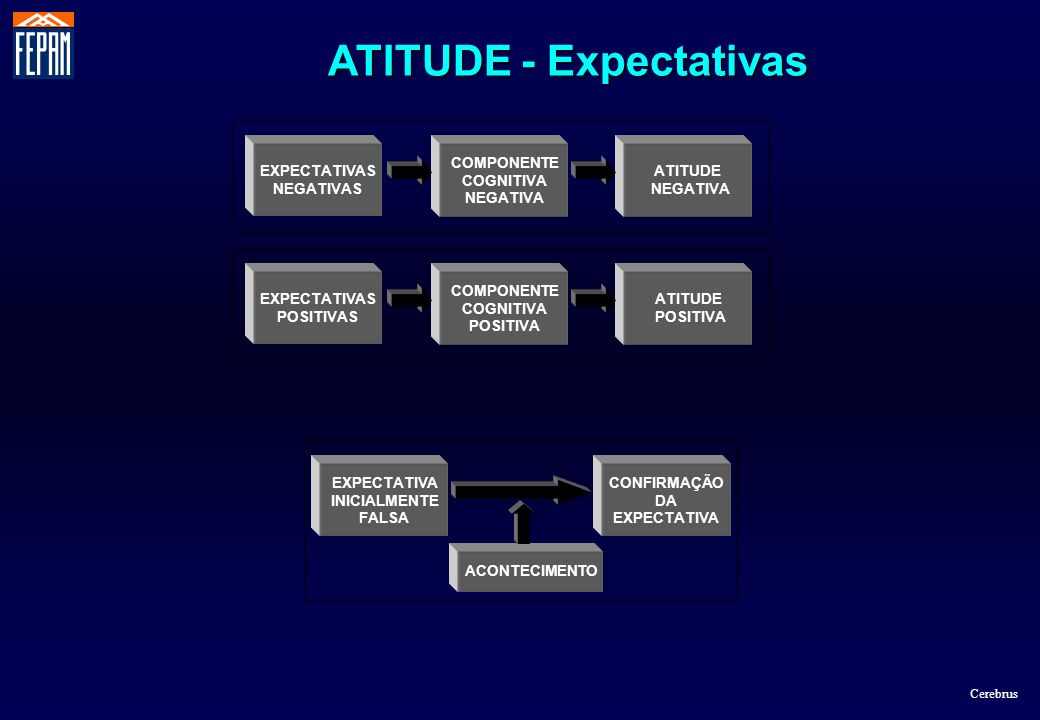 ATITUDE - Expectativas
