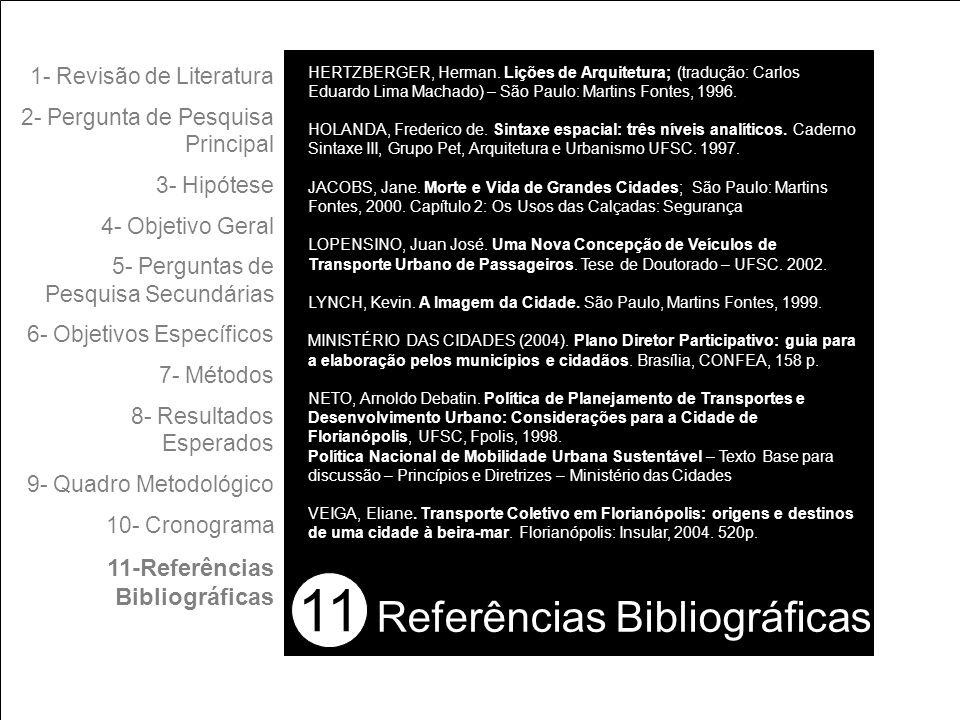 11 Referências Bibliográficas 11-Referências Bibliográficas