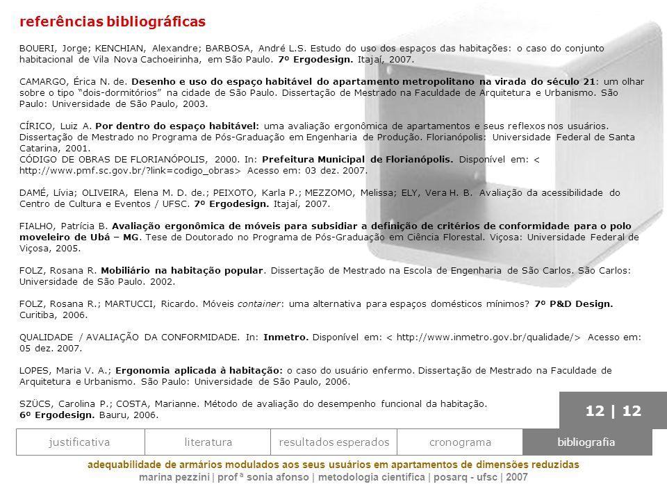12 | 12 referências bibliográficas justificativa literatura