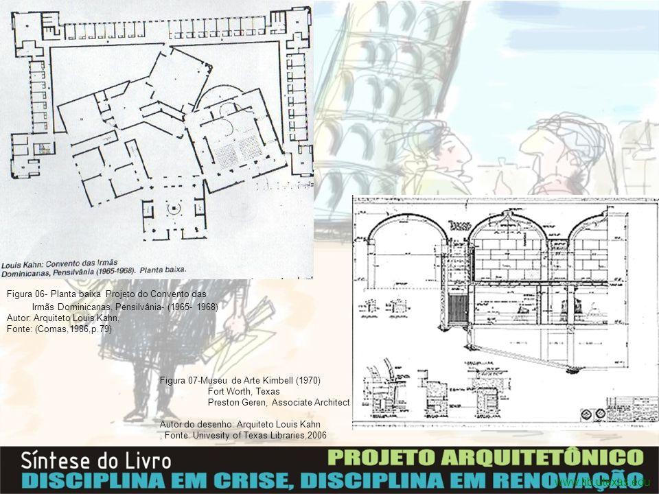 www.lib.utexas.edu Figura 06- Planta baixa Projeto do Convento das