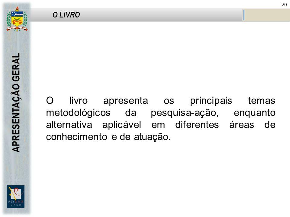 20 O LIVRO.