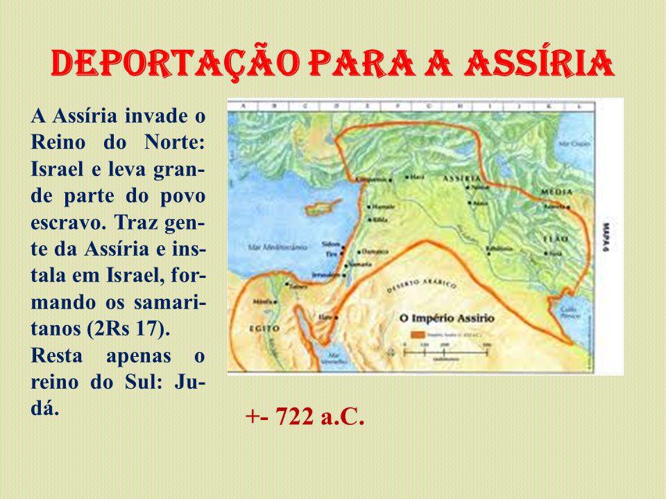 Deportação para a assíria