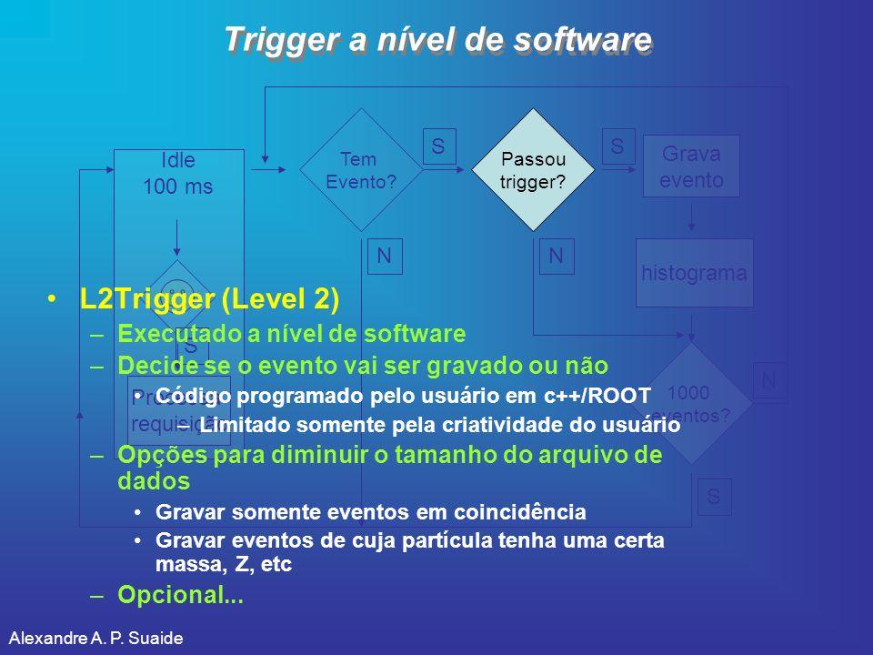 Trigger a nível de software