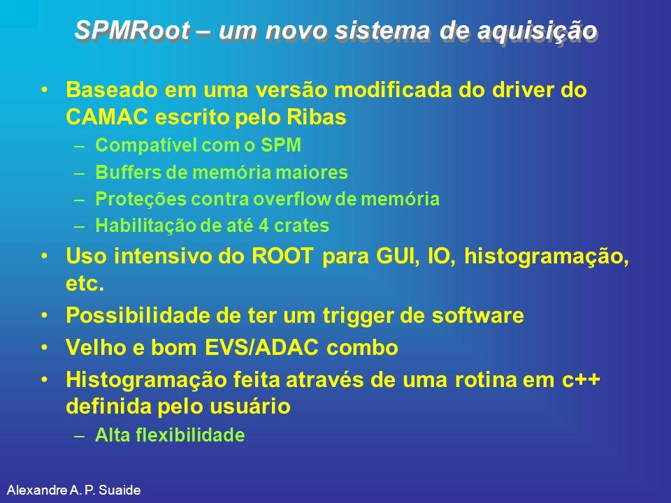 SPMRoot – um novo sistema de aquisição