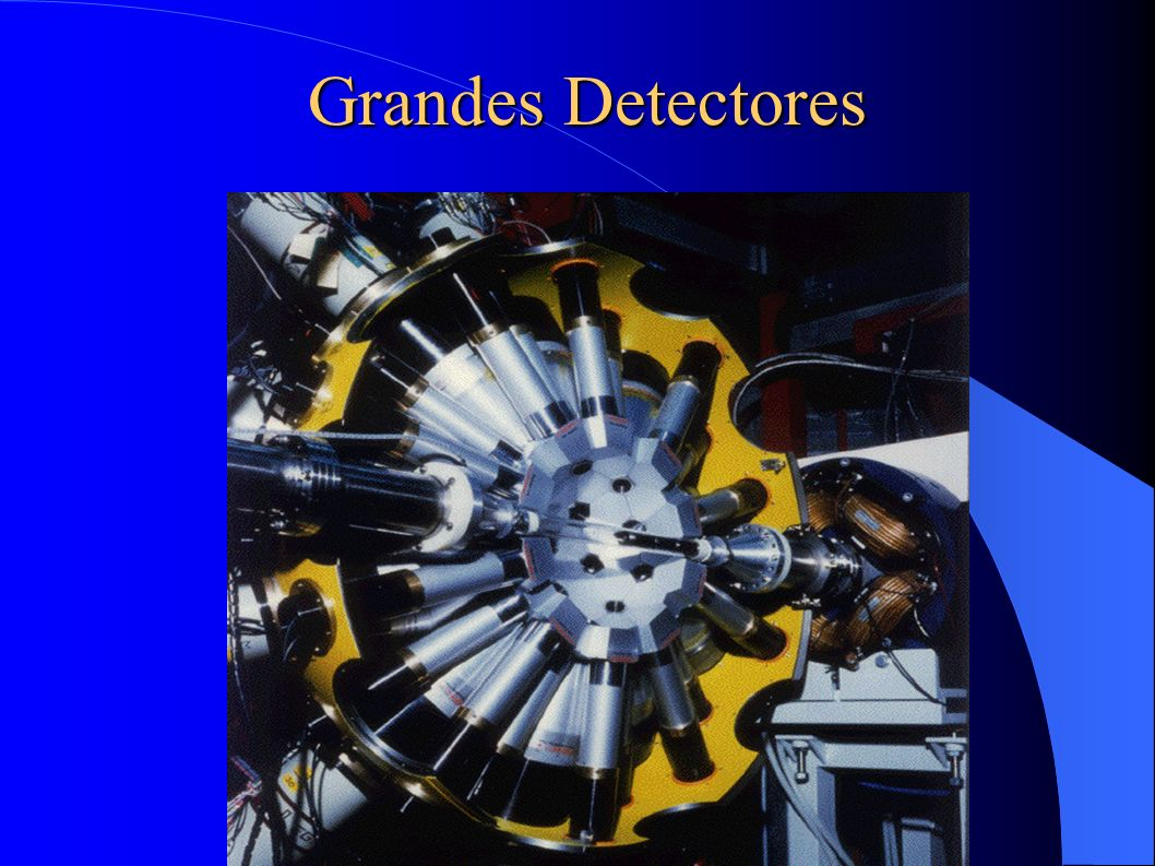 Grandes Detectores