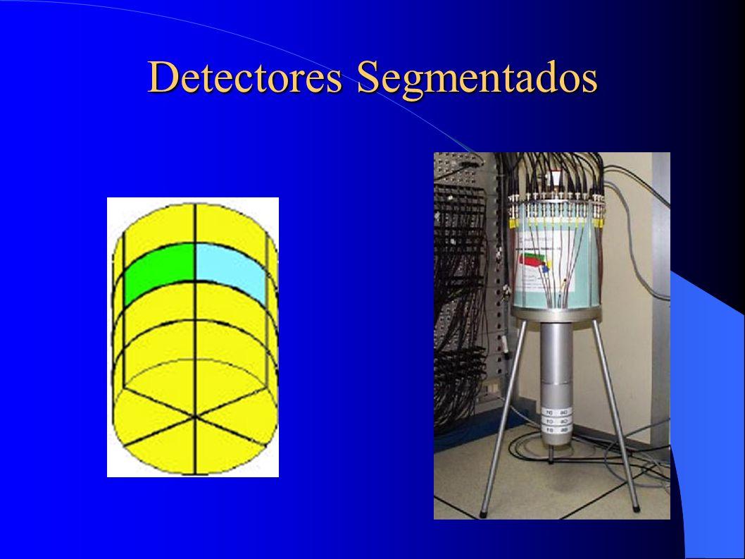 Detectores Segmentados