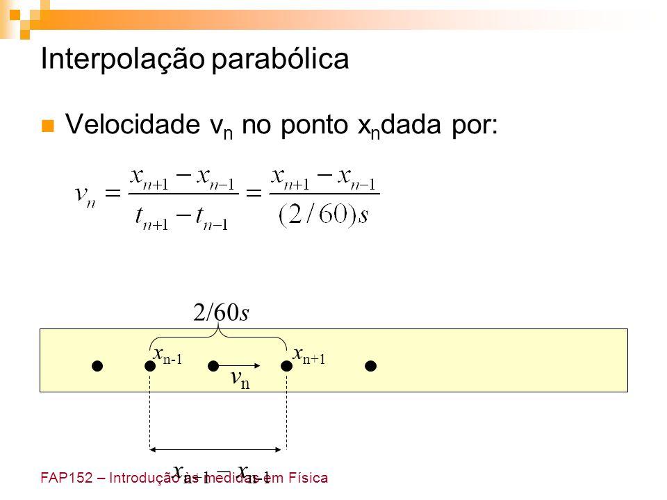 Interpolação parabólica