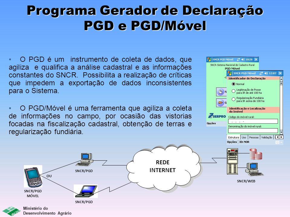 Programa Gerador de Declaração