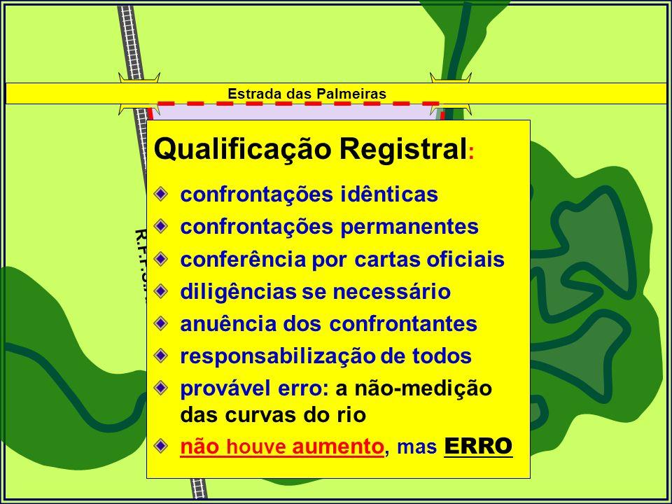 Qualificação Registral: