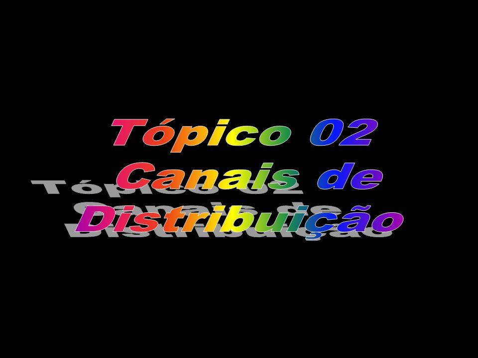 Tópico 02 Canais de Distribuição