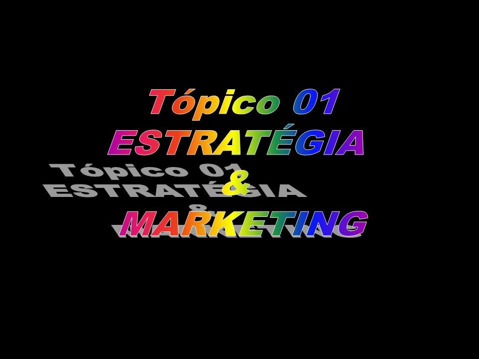 Tópico 01 ESTRATÉGIA & MARKETING