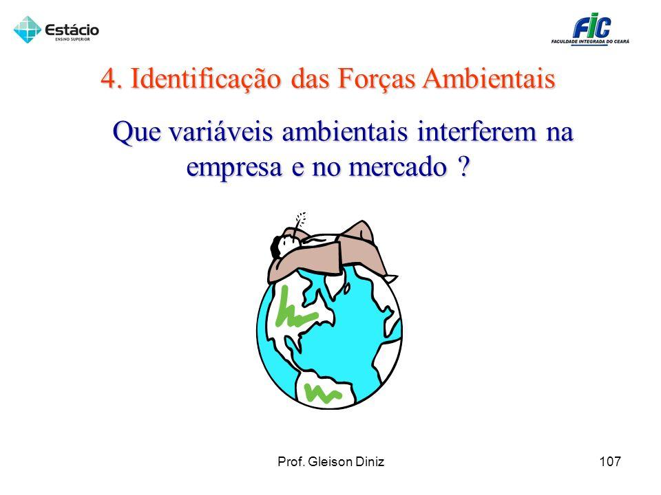 4. Identificação das Forças Ambientais