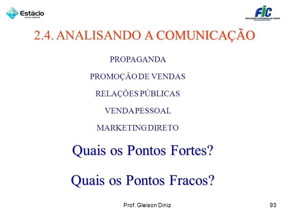 2.4. ANALISANDO A COMUNICAÇÃO