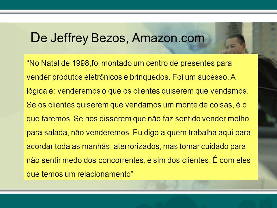 De Jeffrey Bezos, Amazon.com