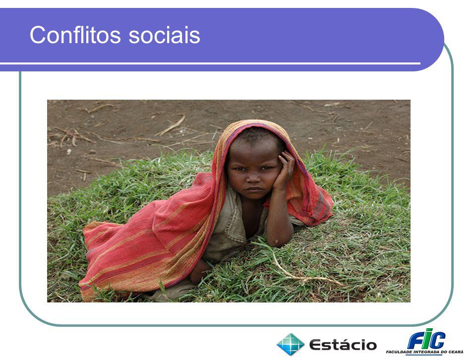 Conflitos sociais