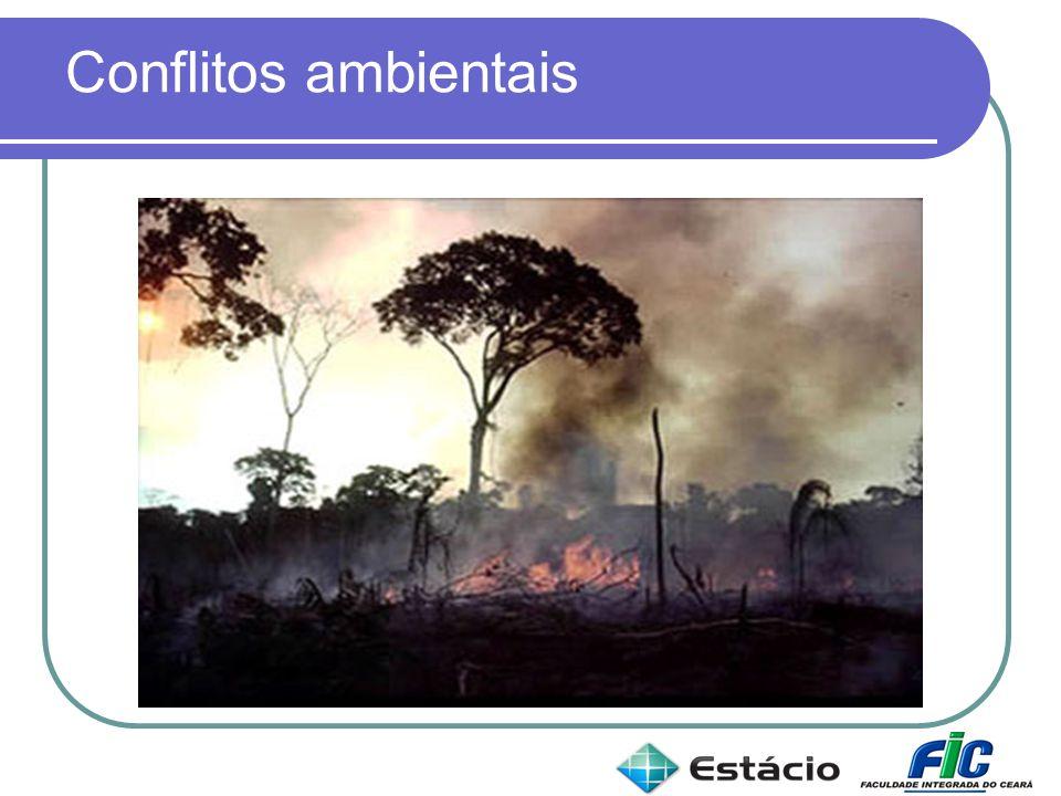 Conflitos ambientais