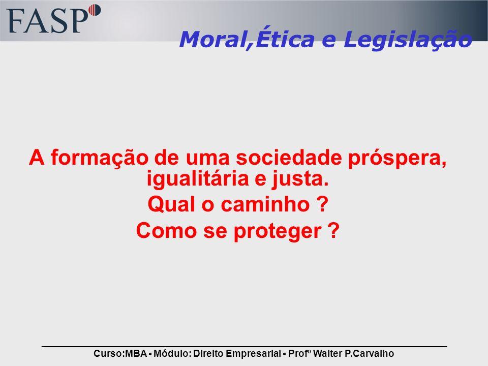 Moral,Ética e Legislação