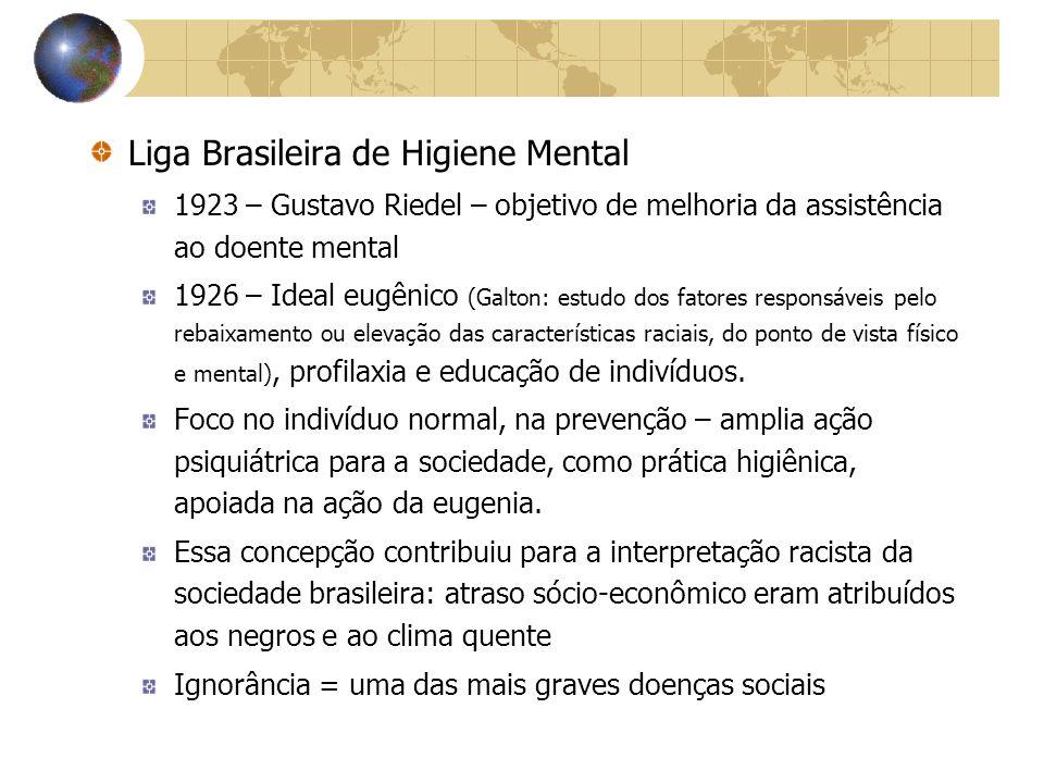 Liga Brasileira de Higiene Mental