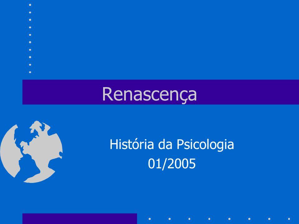 História da Psicologia 01/2005