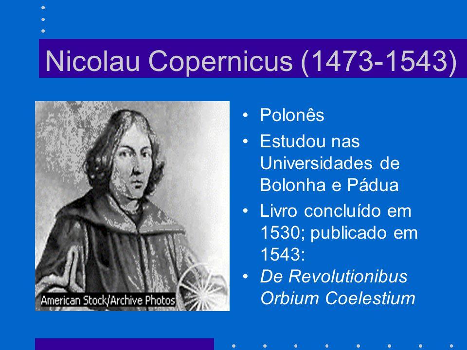 Nicolau Copernicus (1473-1543)