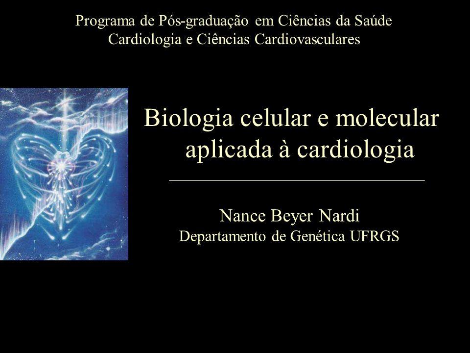 Biologia celular e molecular aplicada à cardiologia