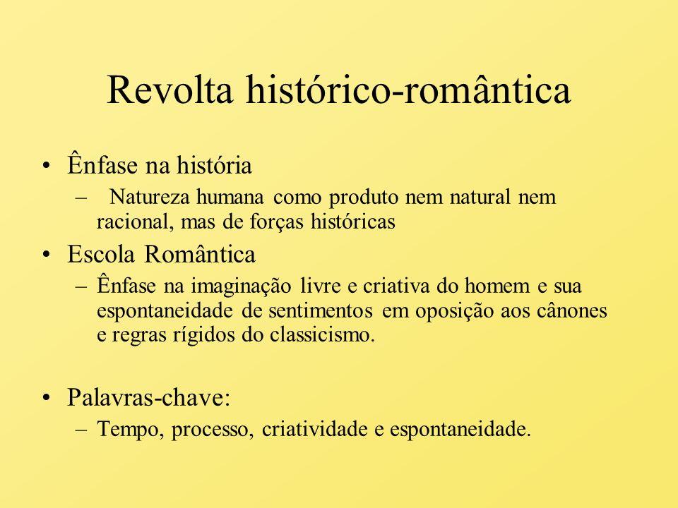 Revolta histórico-romântica