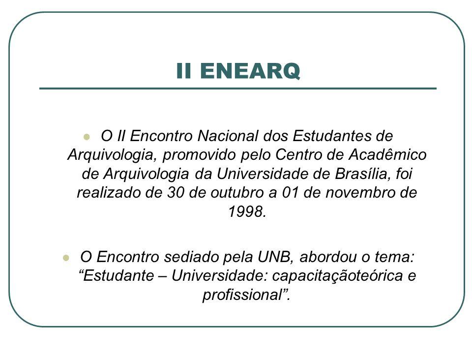 II ENEARQ