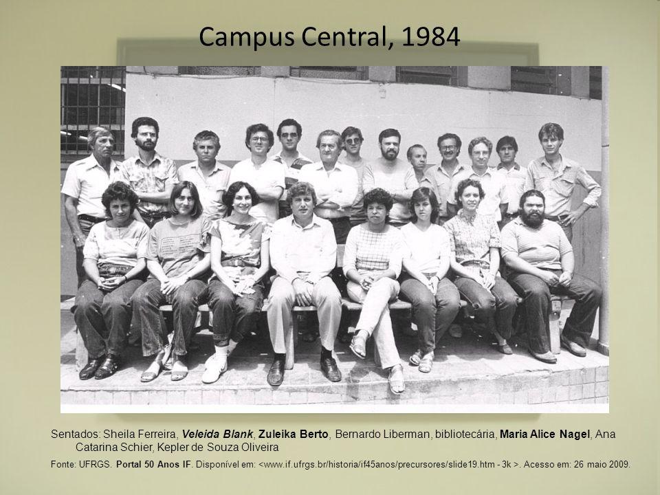 Campus Central, 1984